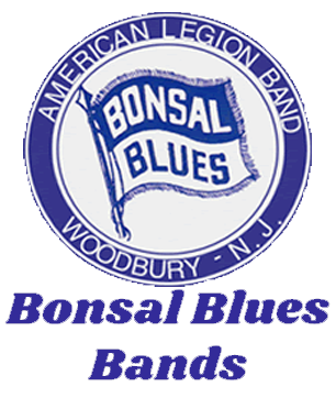 Bonsal Blues American Legion Community Bands Woodbury Gloucester County Southern New Jersey