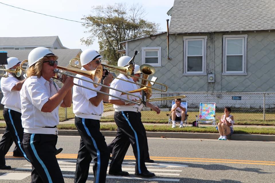 bonsal Blues band nj community band